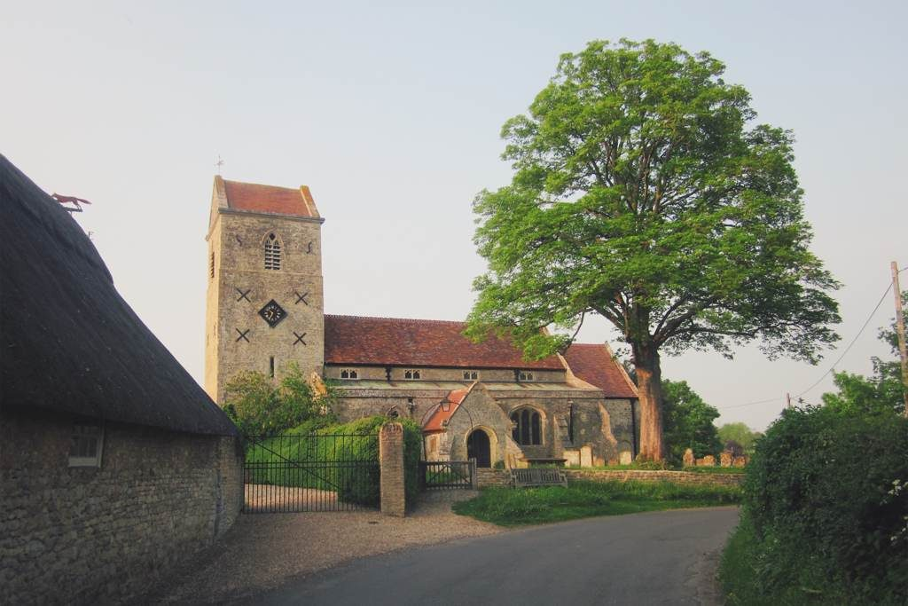 Lillingstone Lovell village church