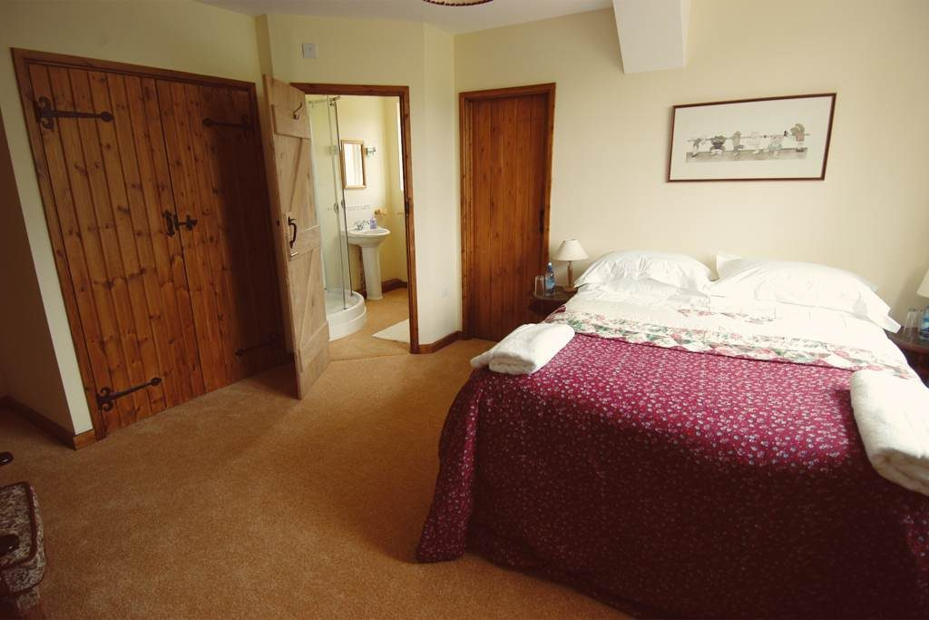 The Old Post Cottage Bed and Breakfast Silverstone triple room